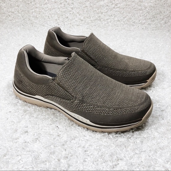 Skechers Shoes   Relaxed Fit Slip Ons